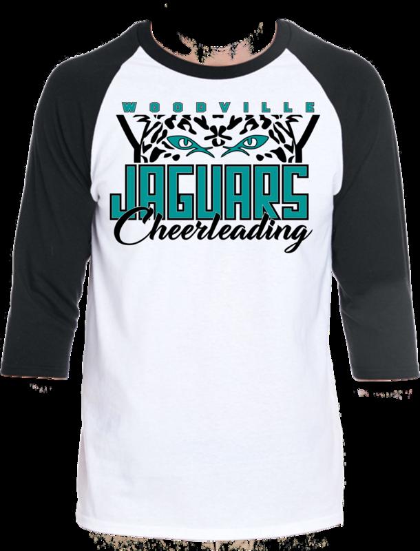 Woodville Jaguars Spirit Tee