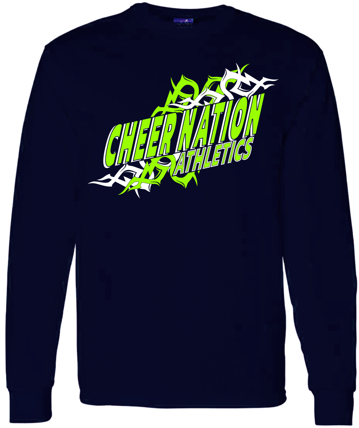Cheer Nation Athletics - Barbed Wire