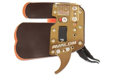Avalon Classic Brass Prime Finger Tab