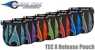 Avalon Tec-X Release Aid/Finger Tab Pouch
