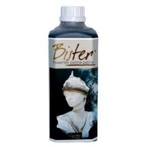 Bister Patina (Brun) 500 ml - Refill