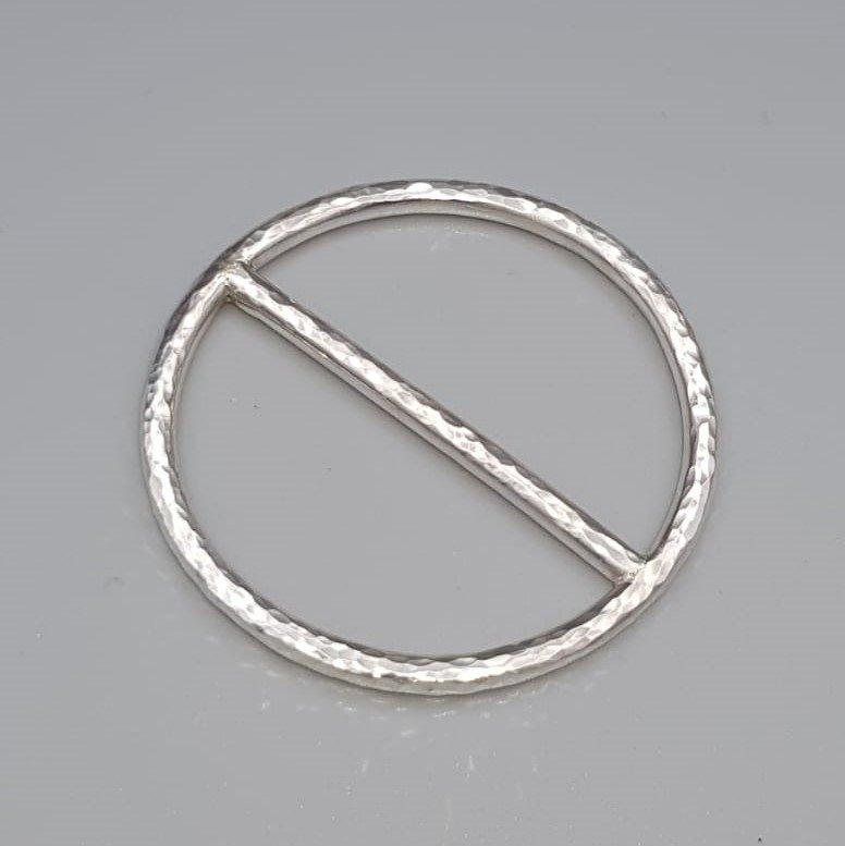 Zilveren sjaalring - Tell TELL_004004_HAM_877