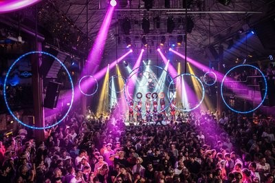 Cocoon Package - Amnesia Ibiza