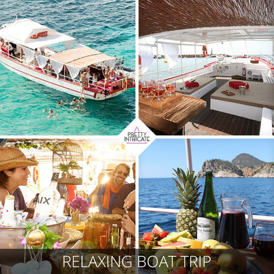 Relaxing Ibiza Boat Trip