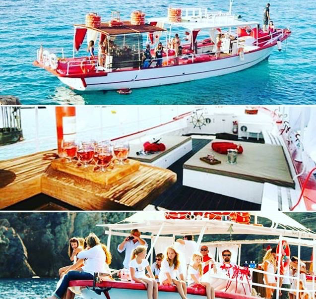 The Perfect Boat Party Day £69pp