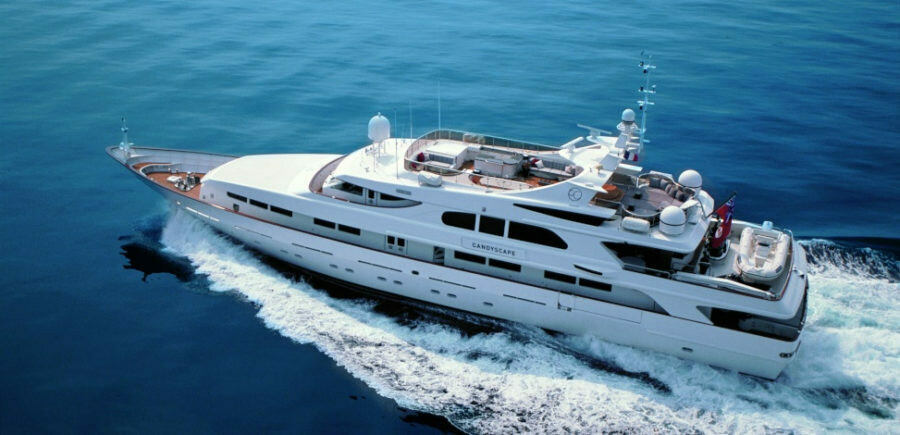 Ibiza superyacht charters