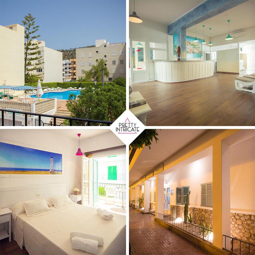 Nicola and friends Ibiza getaway 22nd May 2020 (4 Day itinerary)