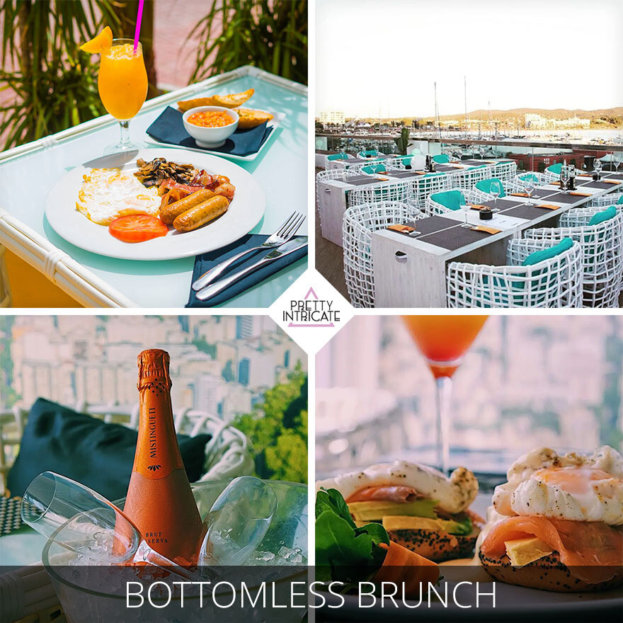 Ibiza bottomless brunch