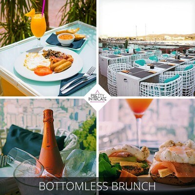 Ibiza bottomless brunch