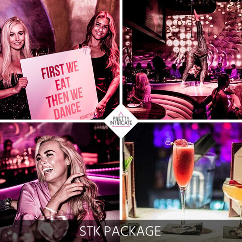 STK Ibiza Package