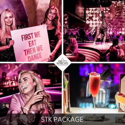 STK Ibiza Package