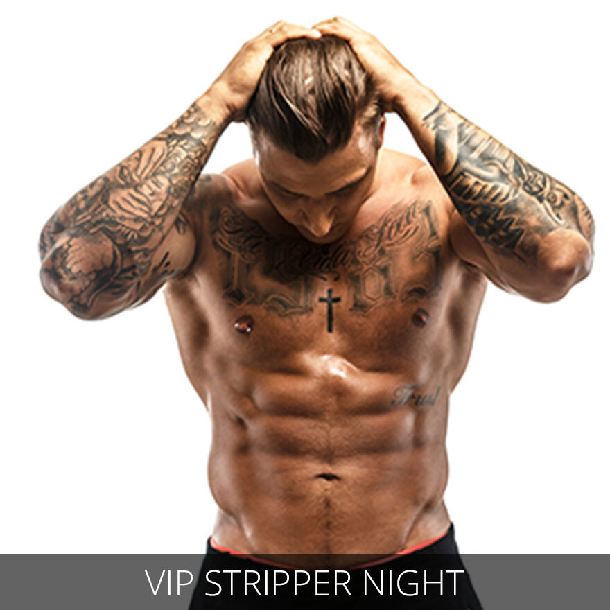 Ibiza Male Strip show packages