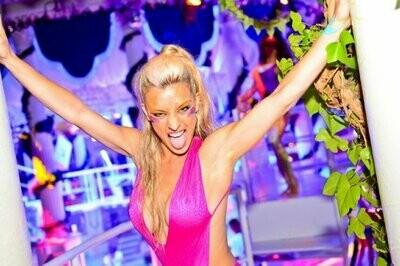 Danielle & Friends Ibiza hen 13th May 2020 (10 Ibiza hens)