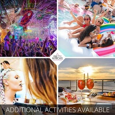 Carly & Friends Ibiza agenda