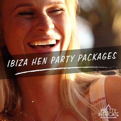 Ibiza Hen Packages - Tell us your group name, size & dates for your own customized page...