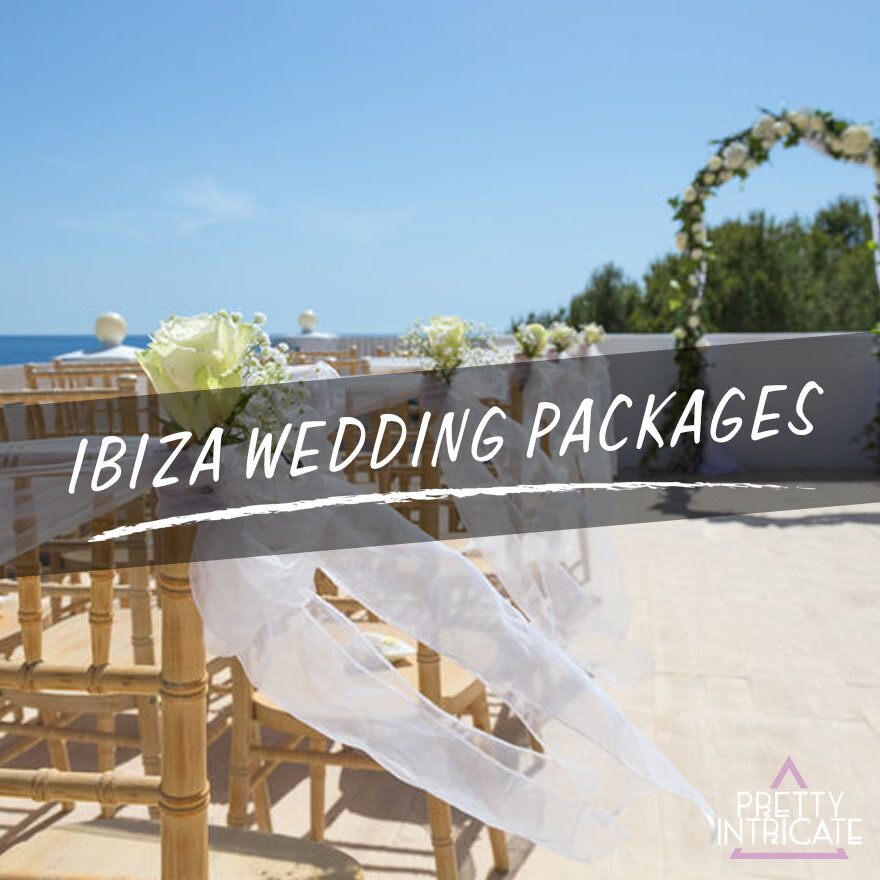 Ibiza Wedding Packages - Tell us your group name, size & dates for your own customized page...