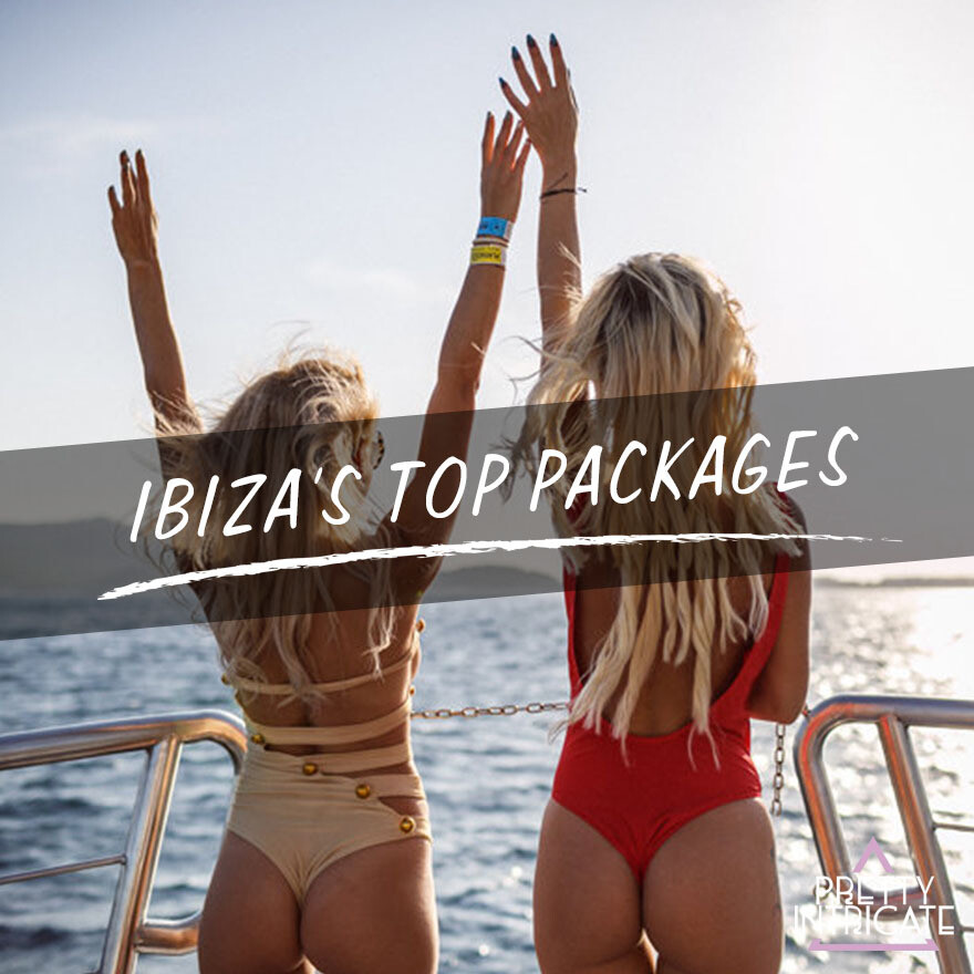 Ibiza's Top Packages - Tell us your group name, size & dates for your own customized page...