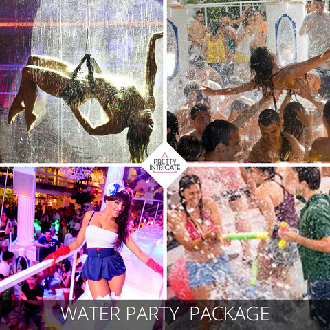 Ibiza water party package
