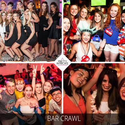 Ibiza Bar crawl