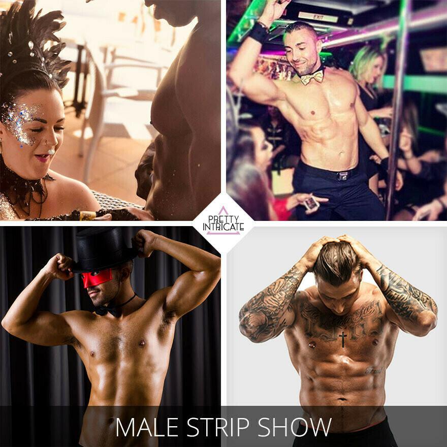 Ibiza male stripper
