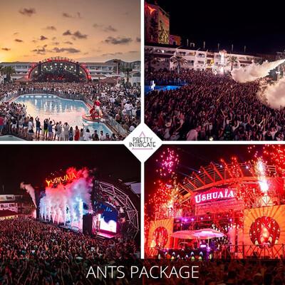 Ants Package - Ushuaïa Ibiza