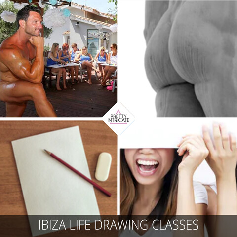 Ibiza life drawing class