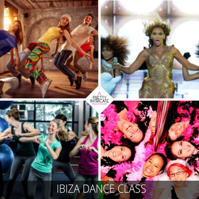Ibiza Pole Dancing class