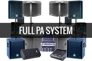 Audio Set Up £599