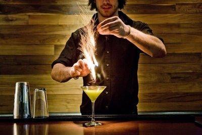 Interactive cocktail masterclass