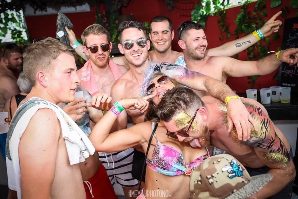 Ibiza Stag party Zoo project package