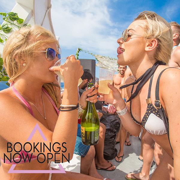 Miami boat party £95