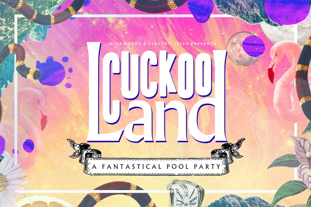 Lcoo coo land  at Ibiza rocks package £65