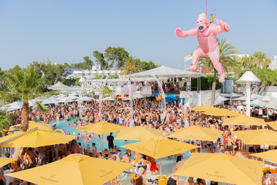 Jodie Bodie & Friends 2019 Ibiza Getaway £225