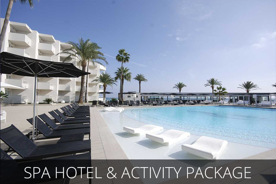 Ibiza Spa & Activity Package Deposit (16th August For 5 Nights)