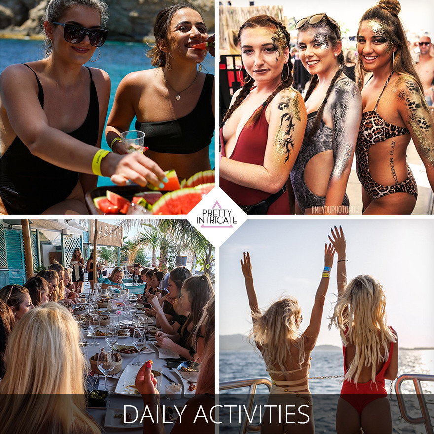 Kelly Harvey's Ibiza Getaway 2019