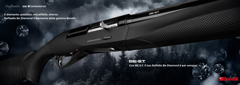 Fucile Raffaello Be Diamond - BENELLI