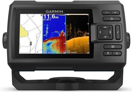 Garmin - Garmin Striker Plus 5CV eco/gps - CON TRASDUTTORE