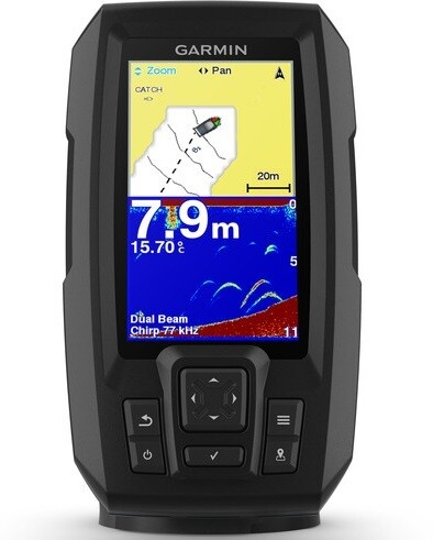 Garmin - Garmin Striker Plus 4 eco/gps - CON TRASDUTTORE