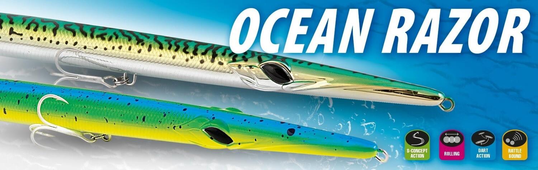 Artificiale Ocean Razor 200 - RAPTURE