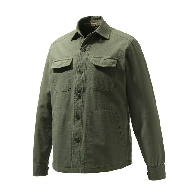 Camicia Heavy Overshirt - BERETTA