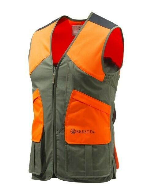 Gilet Wildtrail Vest With Zip- BERETTA