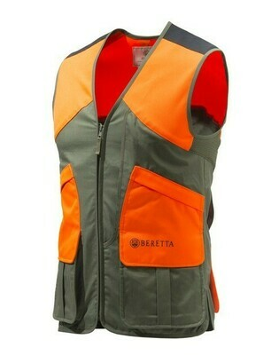 Gilet Wildtrail Vest With Zip- BERETTA
