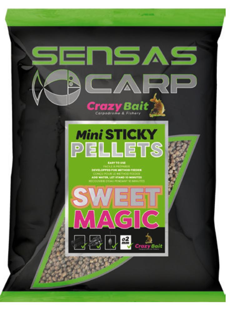 Mini Sticky Pellet SWEET MAGIC  - Sensas