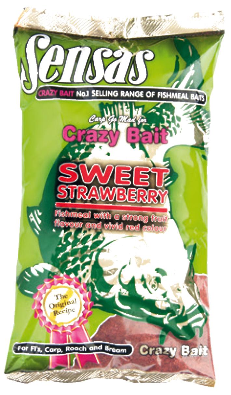 CRAZY BAIT SWEET STRAWBERRY - Sensas