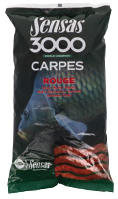 3000 CARPES ROUGE - Sensas