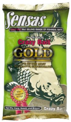 CRAZY BAIT GOLD - Sensas