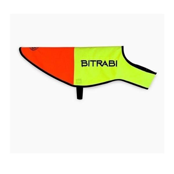 Mantellina Per Cani Alta Visibilità - BITRABI