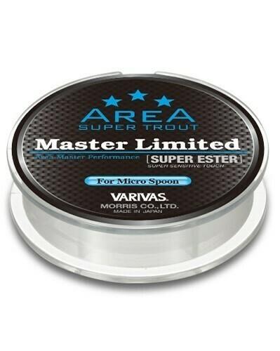Ester Varivas Trout Area Master Ltd - VARIVAS