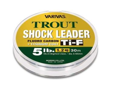 Trout Shock Leader Ti-Fluoro Carbon  - VARIVAS