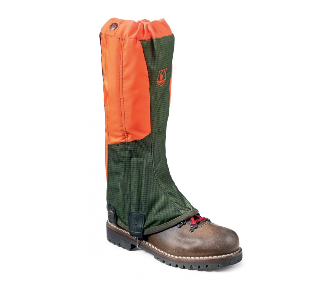 Ghetta ergonomica con dettagli arancione alta visibilità  - RISERVA